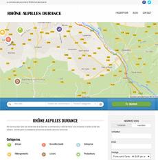 Annuaire Rhone Alpilles Durance